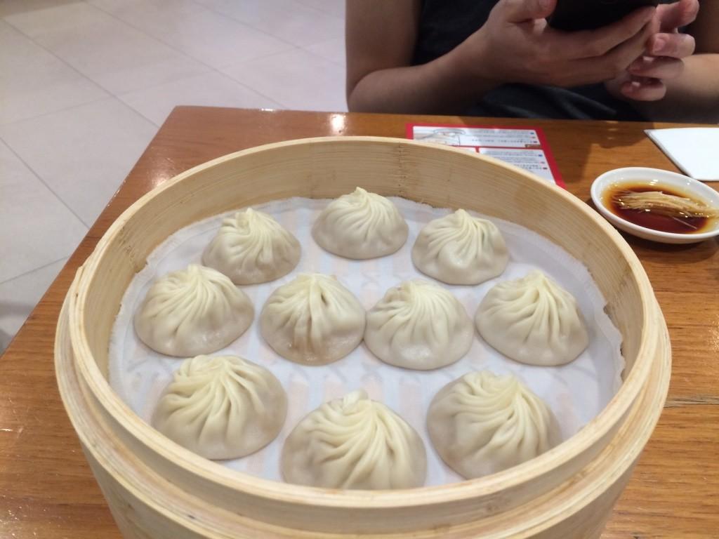 Din Tai Fung Xiao Long Baos