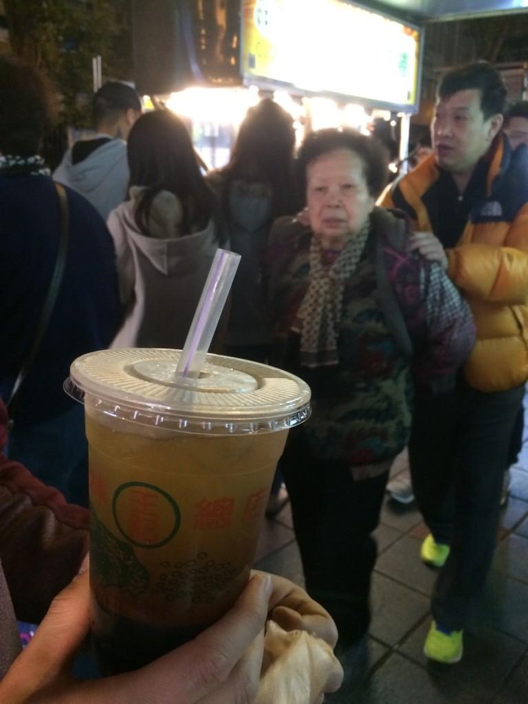 Ai-yu jelly drink 35 NT ($3.40 CAD)