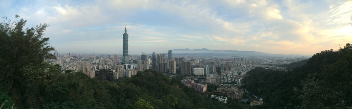 Taipei (Day 4): Rise and Shine