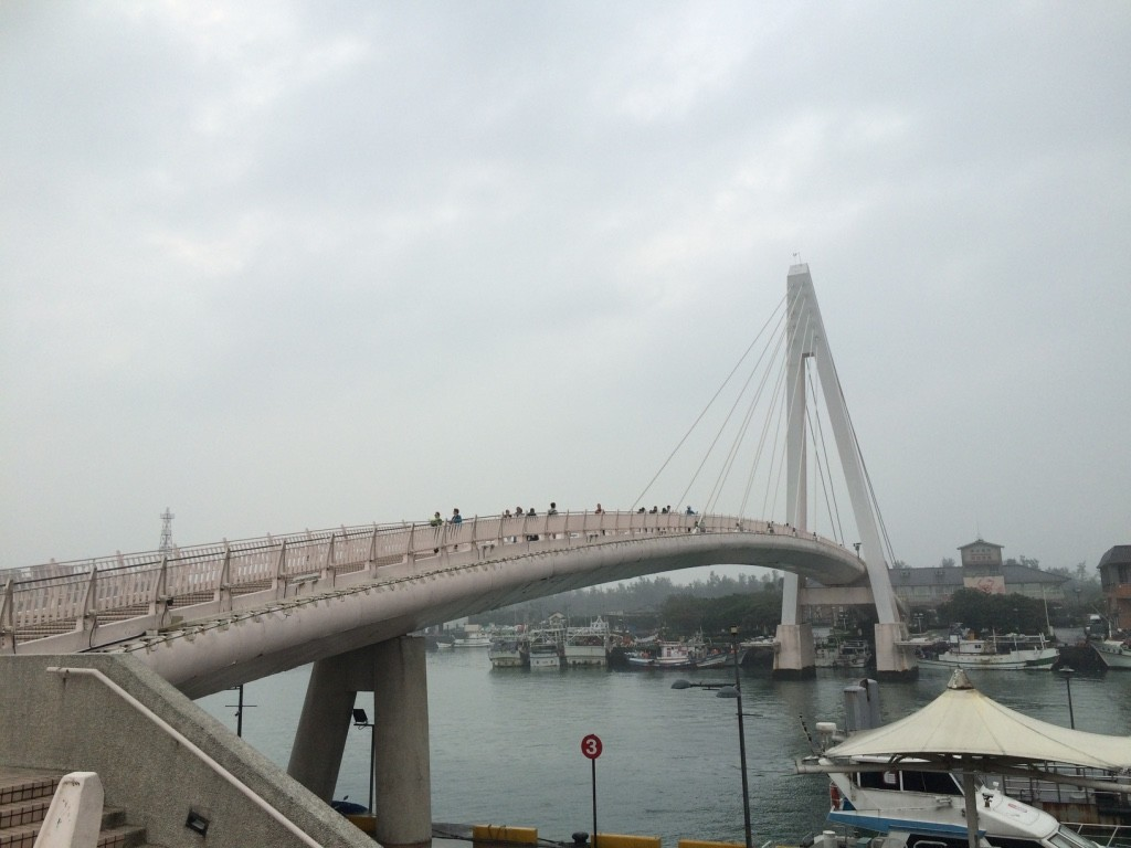 Love Bridge from the other side