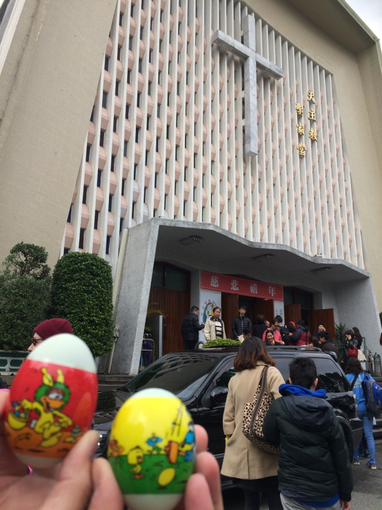 Taipei (Day 27): Happy Easter!