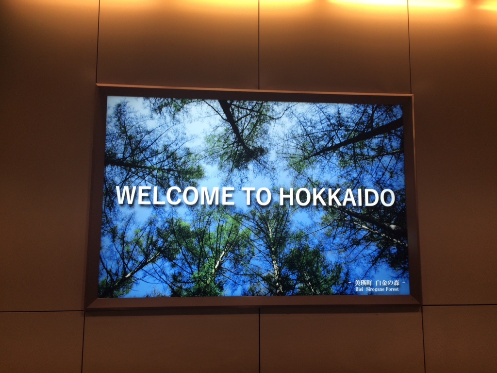 Okinawa/Sapporo (Day 59): From Summer to Winter