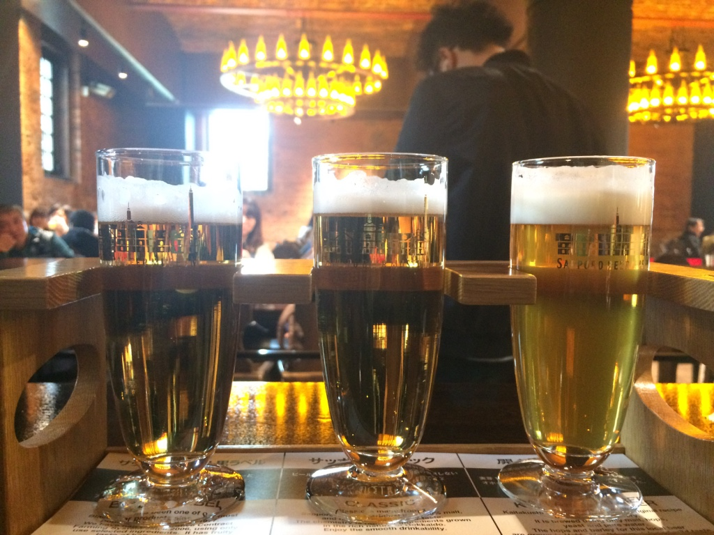 Sapporo (Day 60): Ramen, Sapporo Beer, and Sushi
