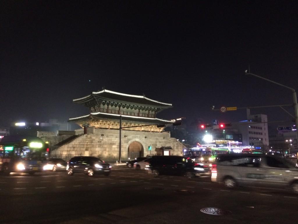 Eastern Seoul Gate