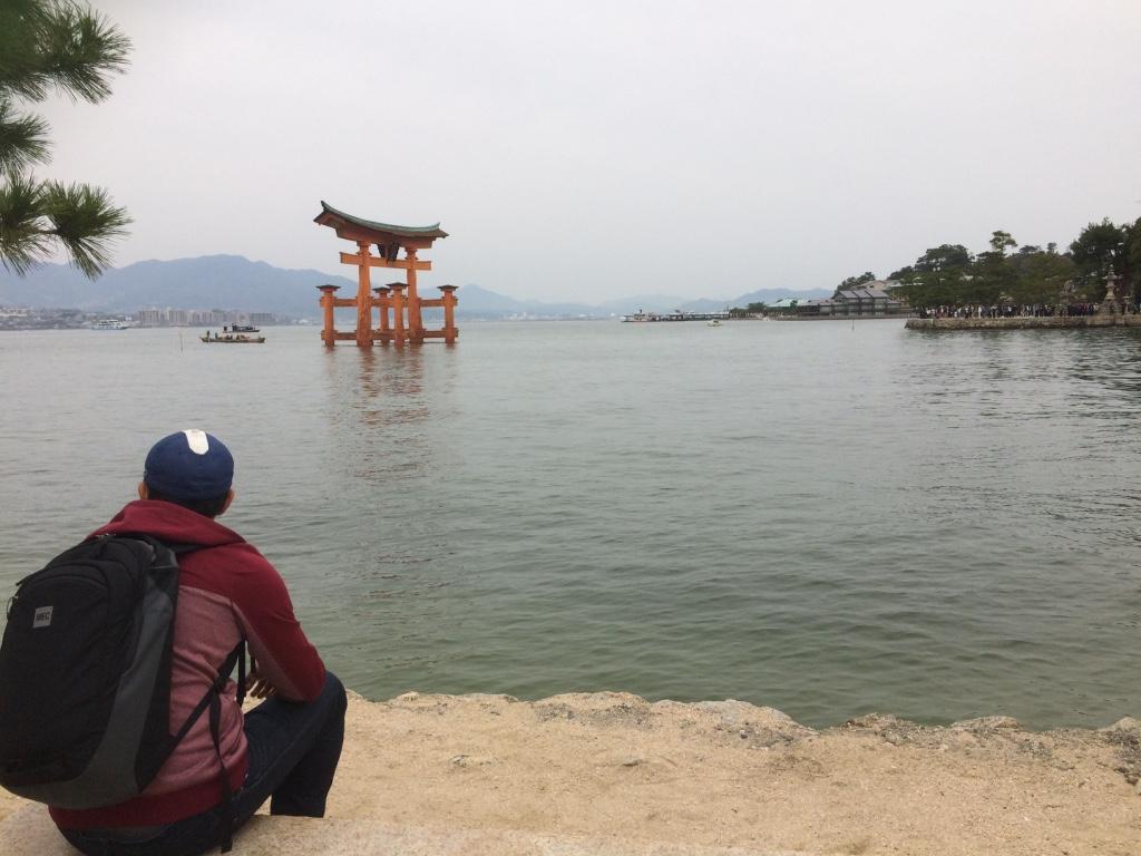 Miyajima/Hiroshima/Osaka (Day 41): Oh Deer!