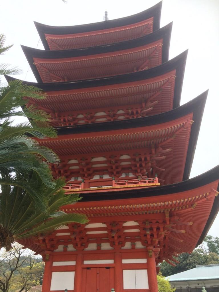 Senjokaku Temple