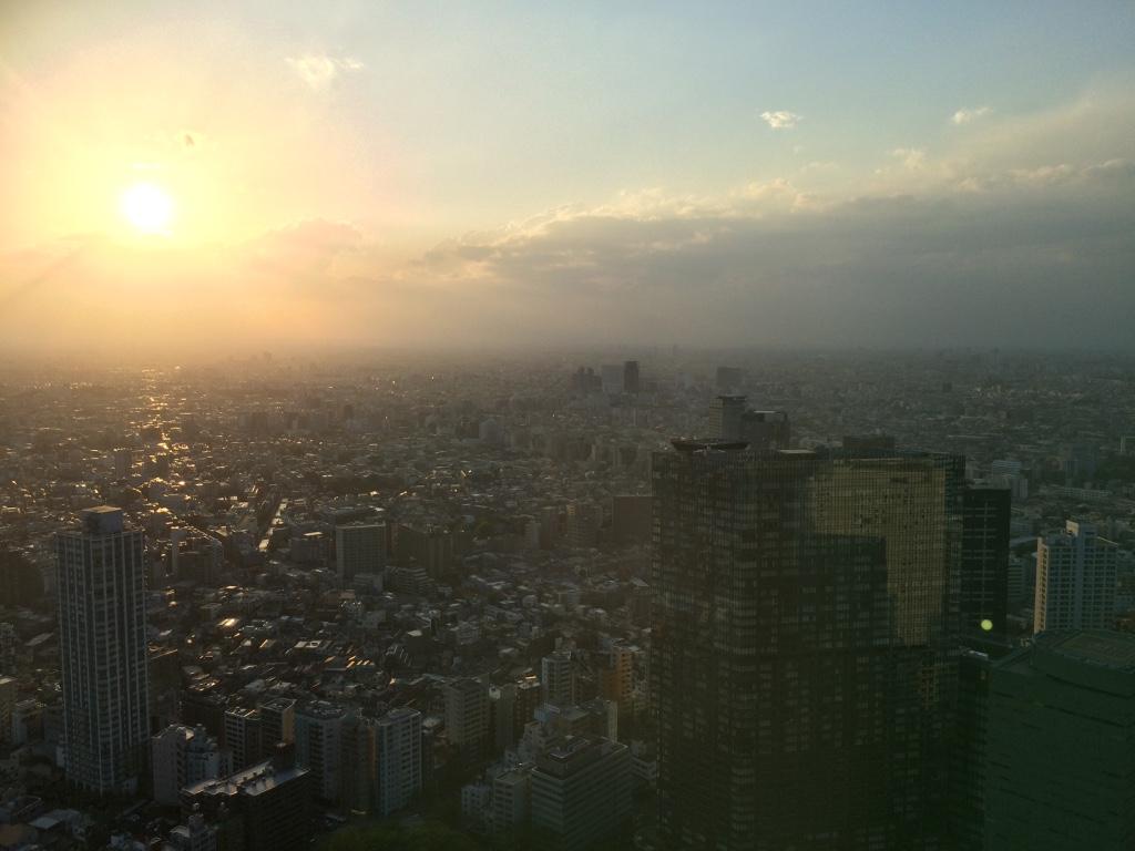 Tokyo (Day 50): City Views and Shibuya
