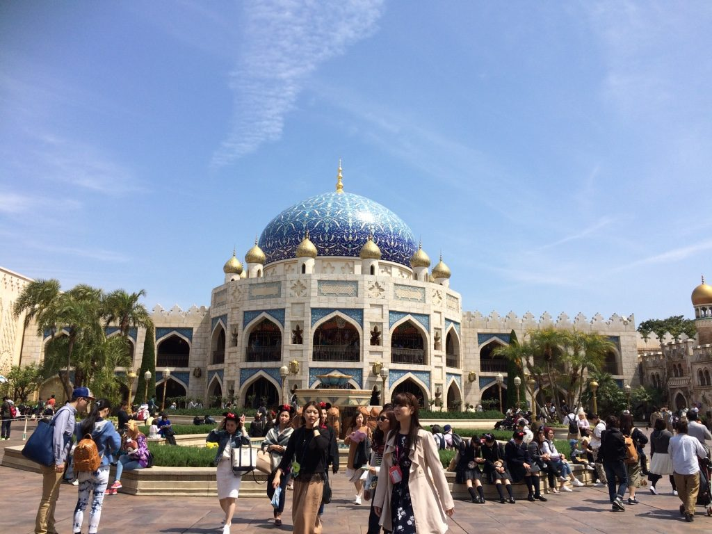 Arabian Coast's pretty carousel