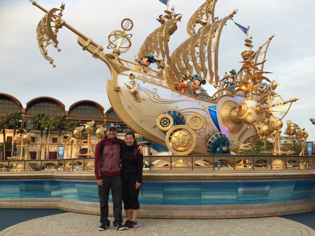 Tokyo Disney (Day 51): Tokyo DisneySea