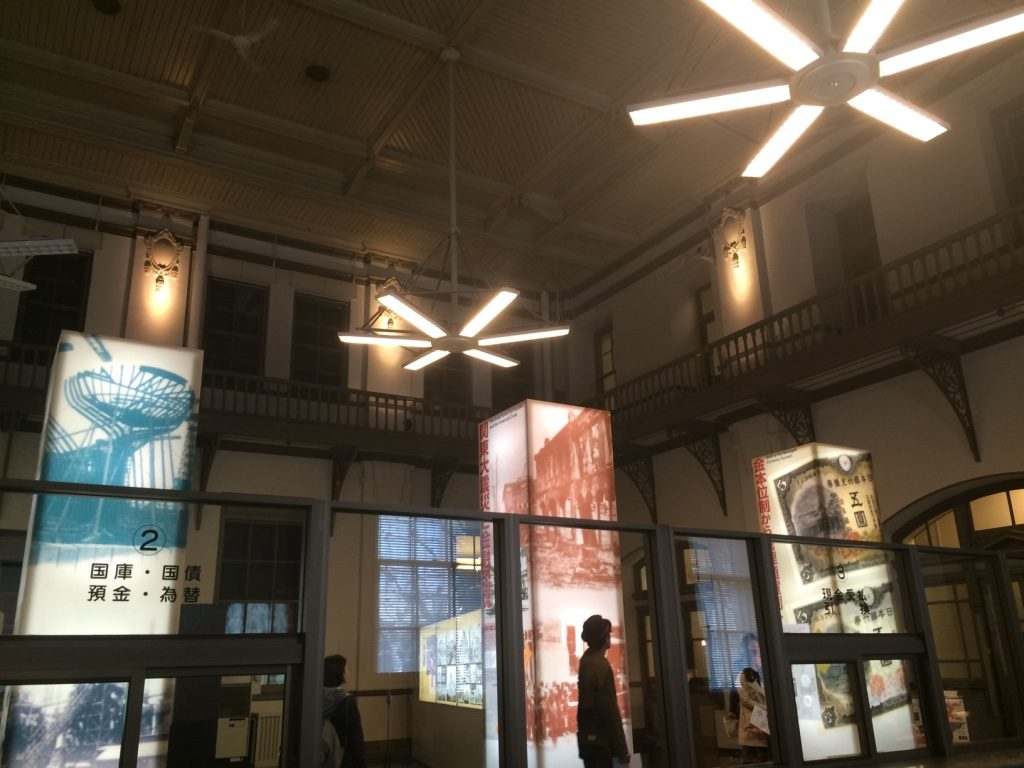 Inside the Finance Museum
