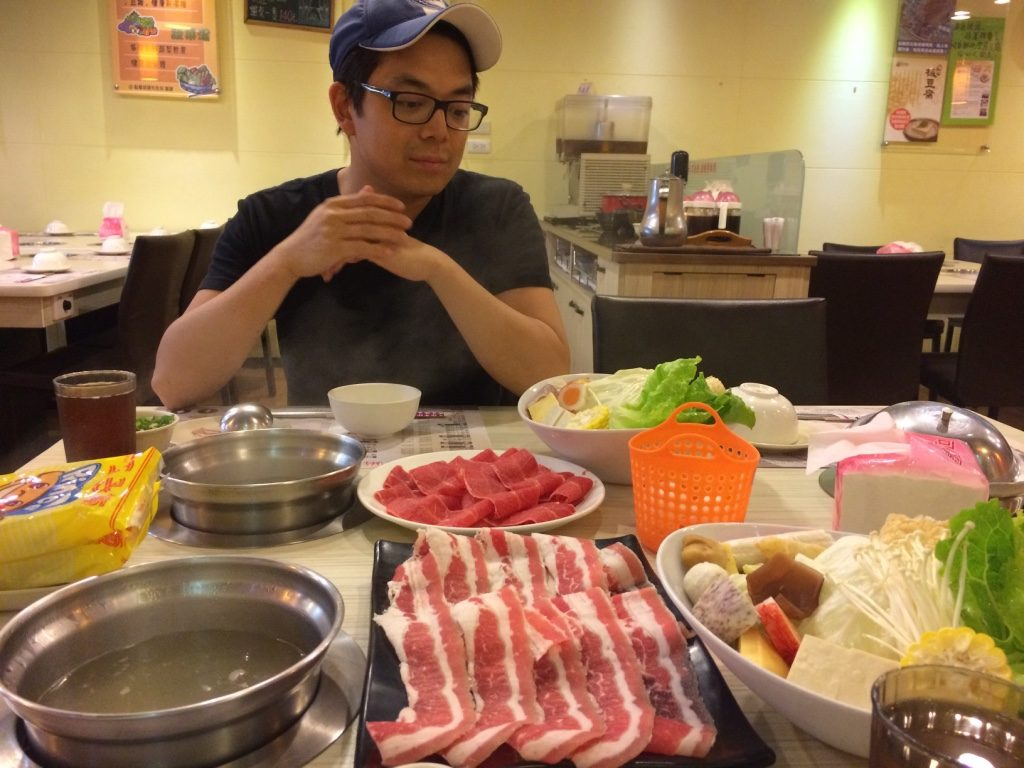 Our last shabu shabu. Going to miss this place!