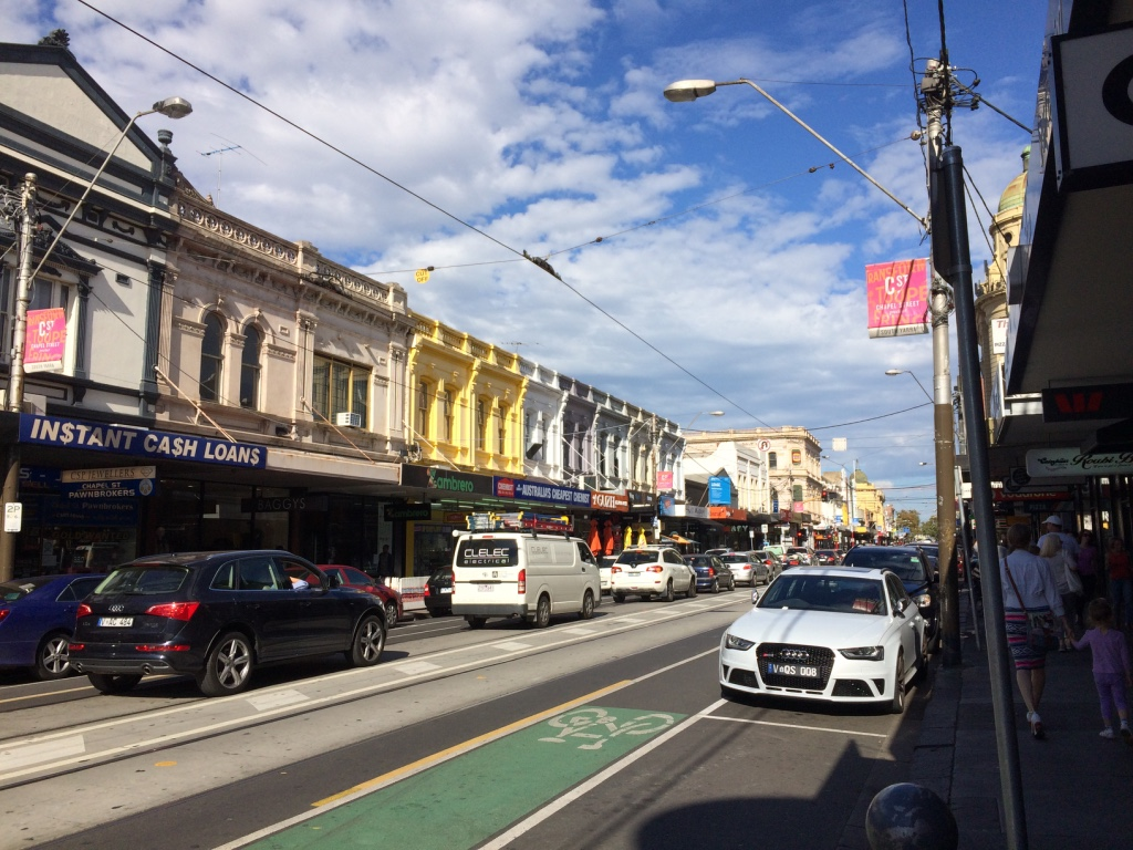 Melbourne (Day 68): Prahran and Chinatown