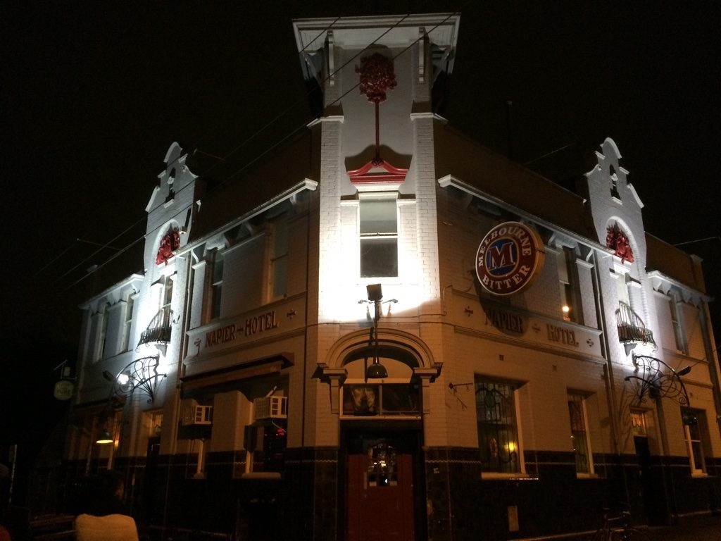 Napier Hotel (Pub)