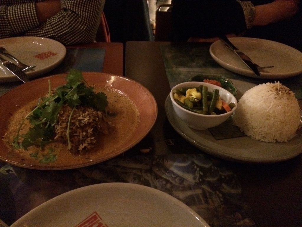Short rib rendang curry ($36 AUD)