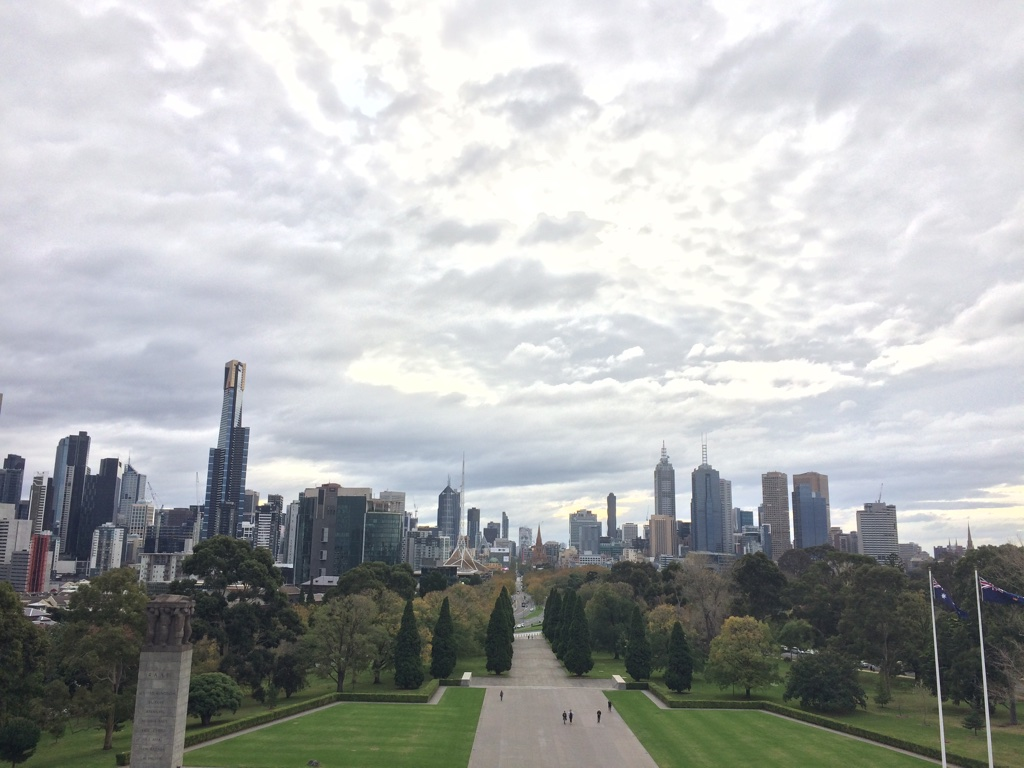 Melbourne (Day 72): South Melbourne Market & Botanical Gardens
