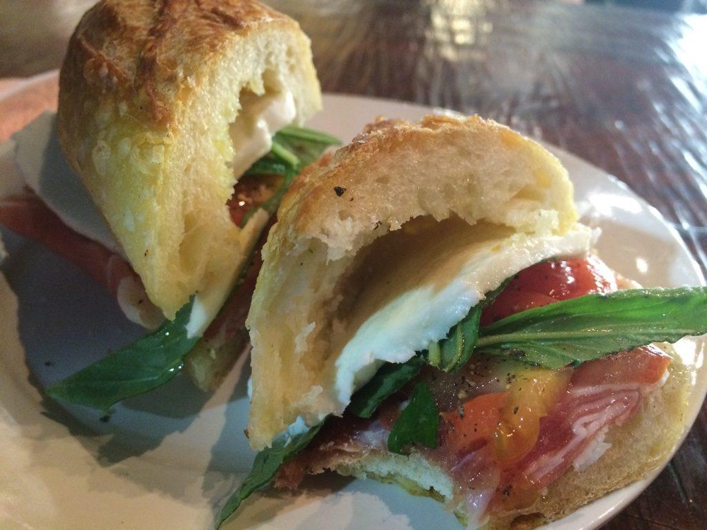 Simple yet super delicious sandwich. $10 AUD