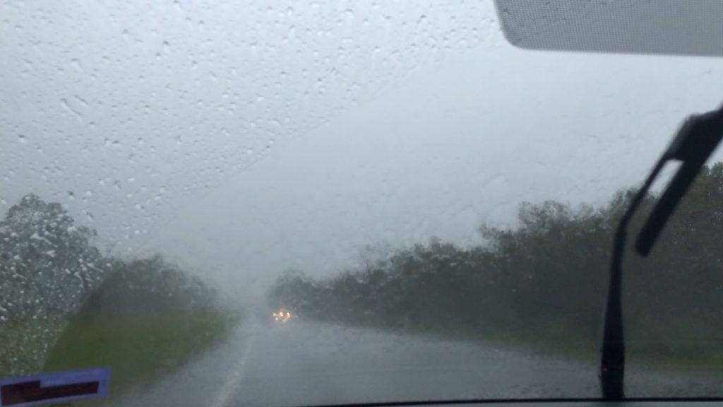 More tropical rainstorms