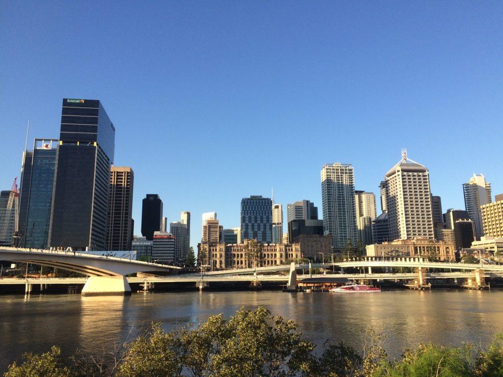 Brisbane's CBD