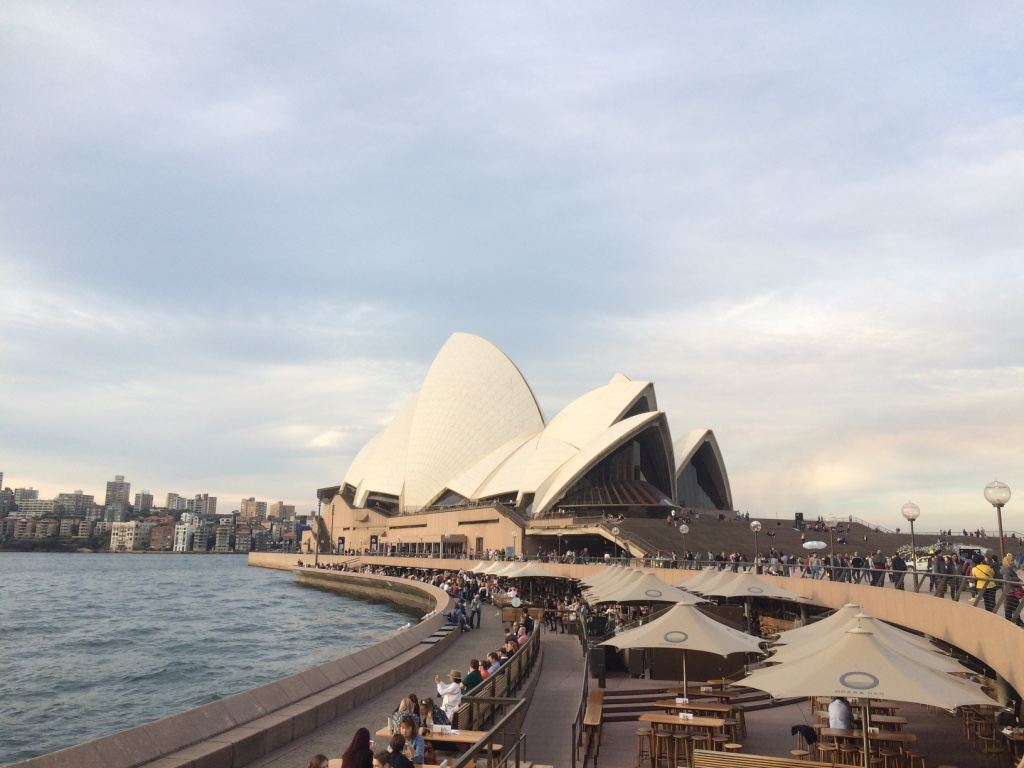 Sydney (Day 86): Walking Around the CBD