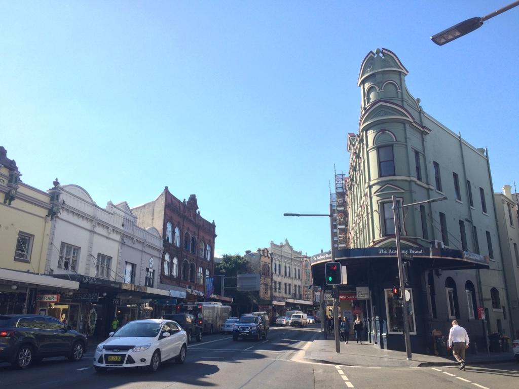 Sydney (Day 87): Surry Hills, Newtown, QVB