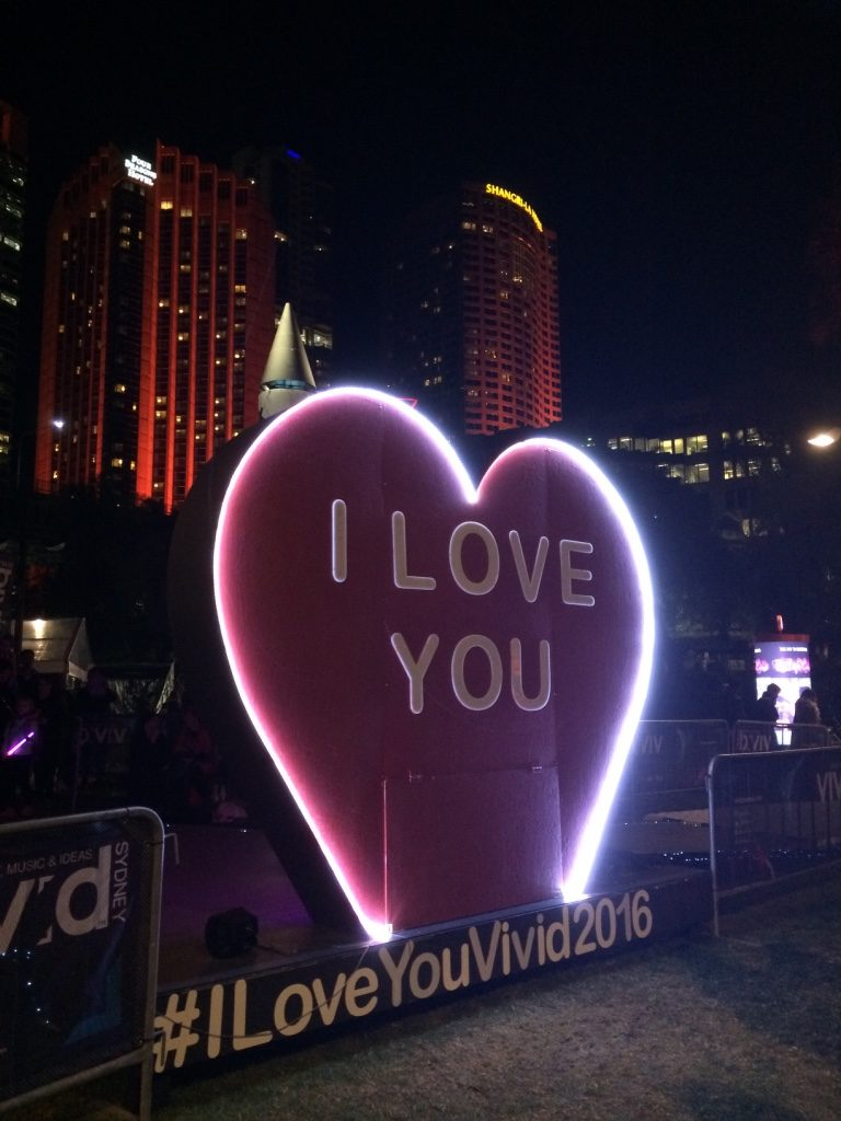 Love Sydney!