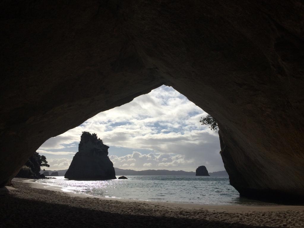 Coromandel (Day 91): Cathedral Cove & Pauanui Beach