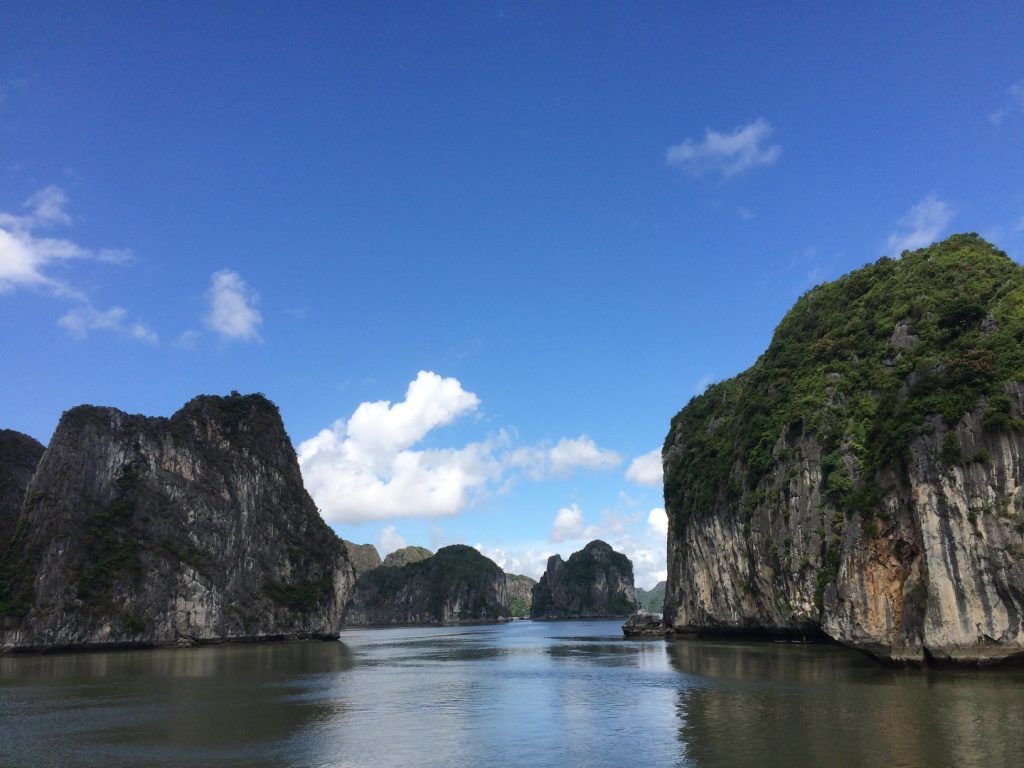 Goodbye, Halong Bay!