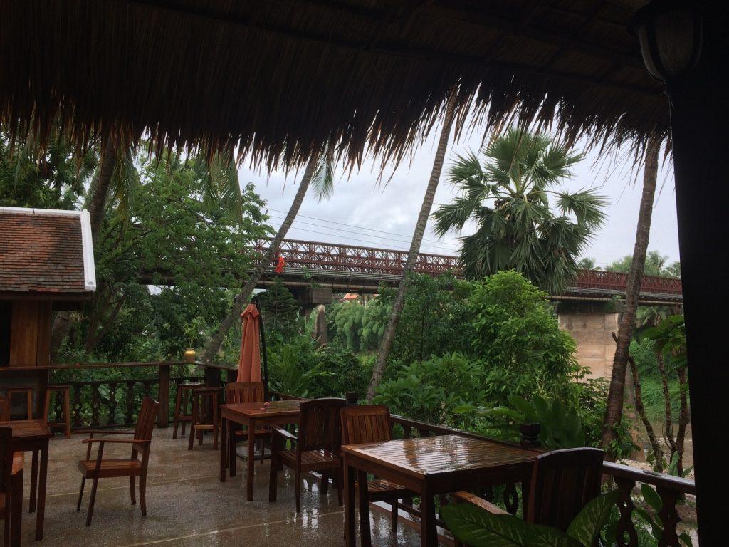 The torrential downpour