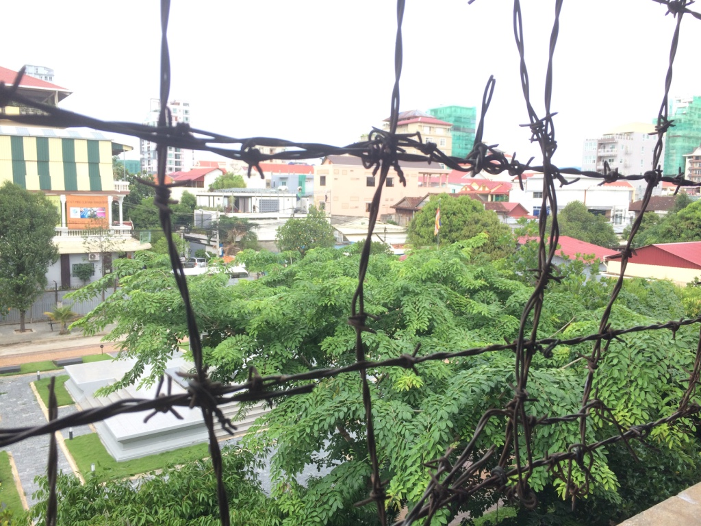 Phnom Penh (Day 121): A Somber Afternoon