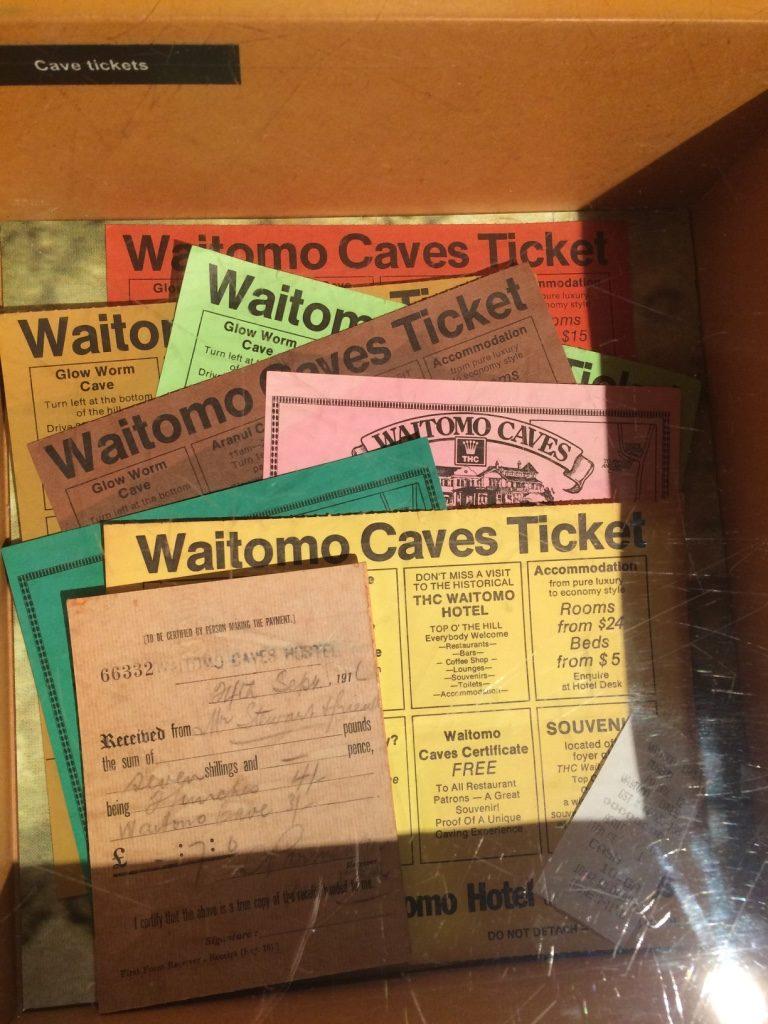 Waitomo Caves Tickets