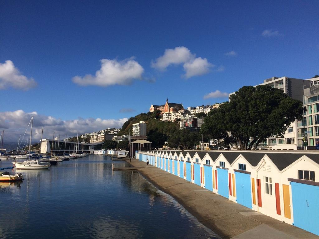 Wellington (Day 94): CBD, Waterfront, Mt Victoria