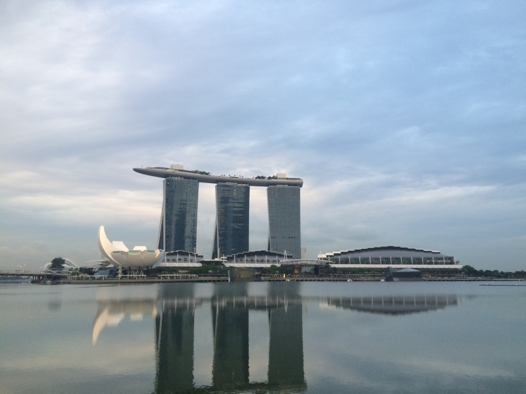 Singapore (Day 97): 12 Hour Layover