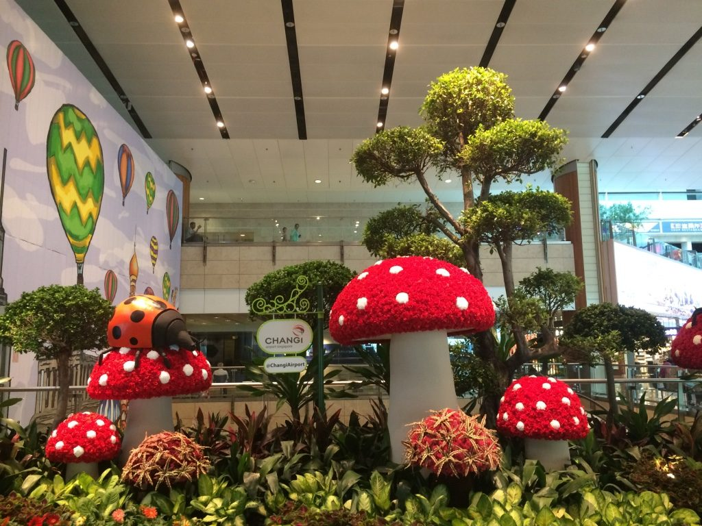Changi Airport is the best