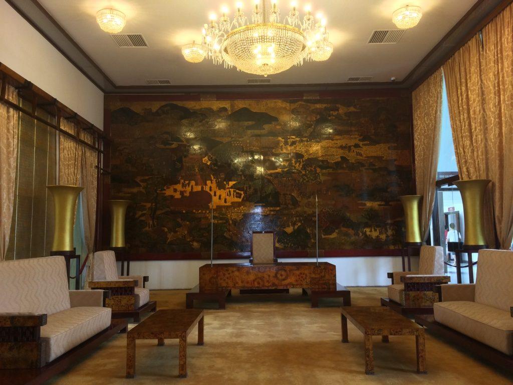 Ambassador's room