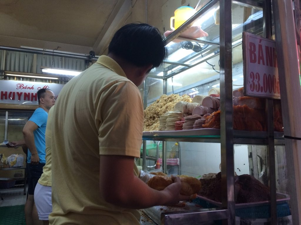 Banh Mi Hyunh Hoa: Look at all that meat