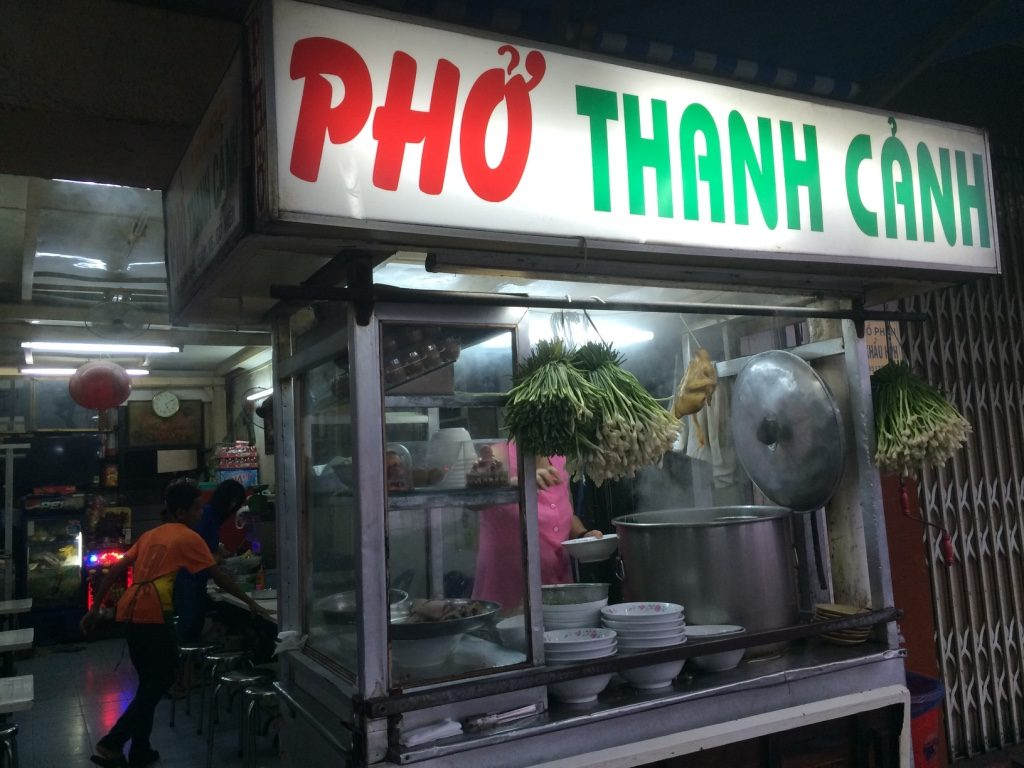 Pho Thanh Chanh