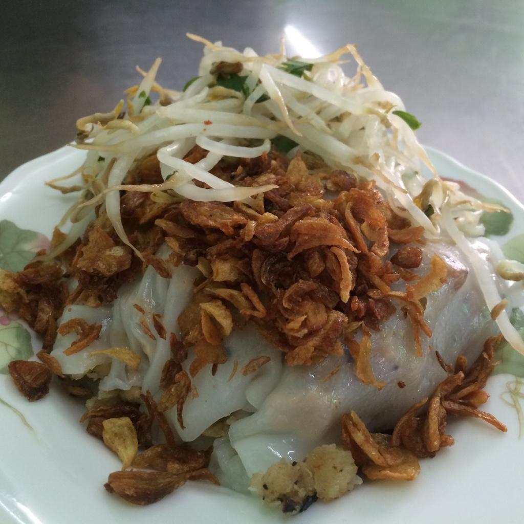 Banh Cuon (48,000 VND = $2.75 CAD)
