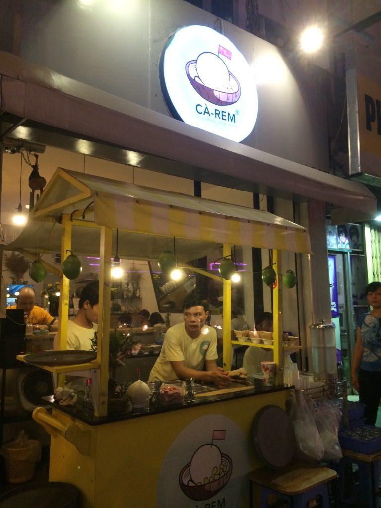 Ca-Rem dessert cafe