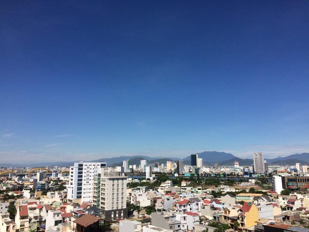 View of Da Nang