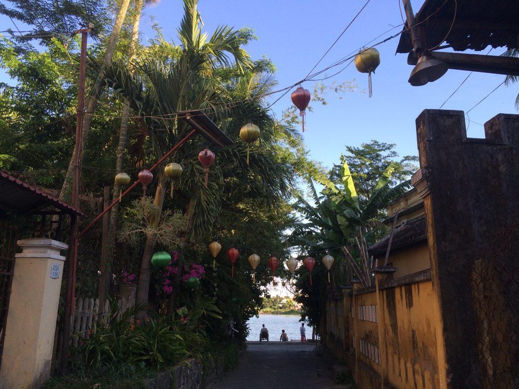 Lanterns everywhere in Hoi An