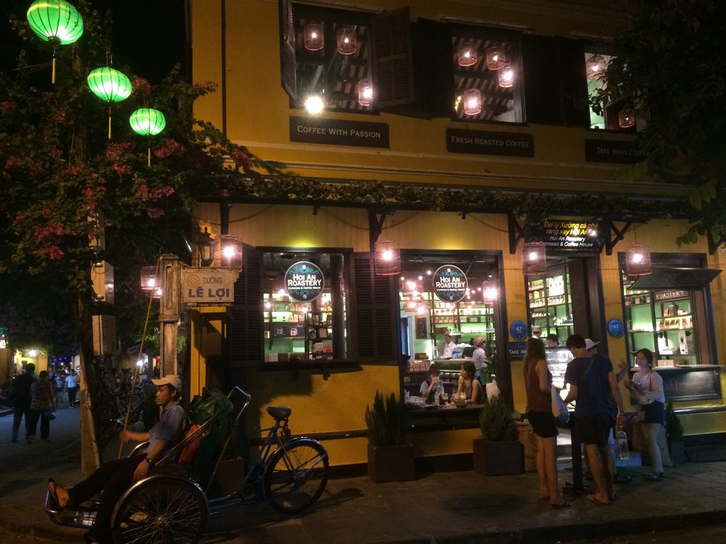 Hoi An's Ancient Town has a lot of character and charm