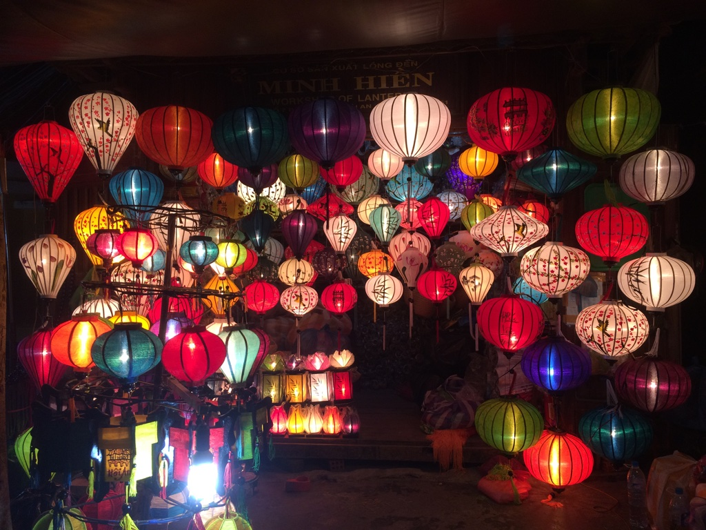 Hoi An (Day 106): Pool, Tailors, and Ancient Town