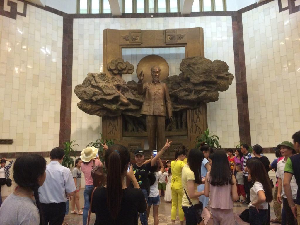 Hanoi (Day 111): Ho Chi Minh in Hanoi
