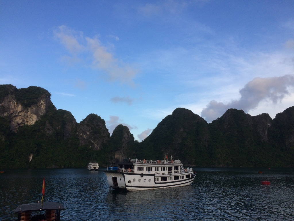 Halong Bay (Day 112): Bhaya Cruise