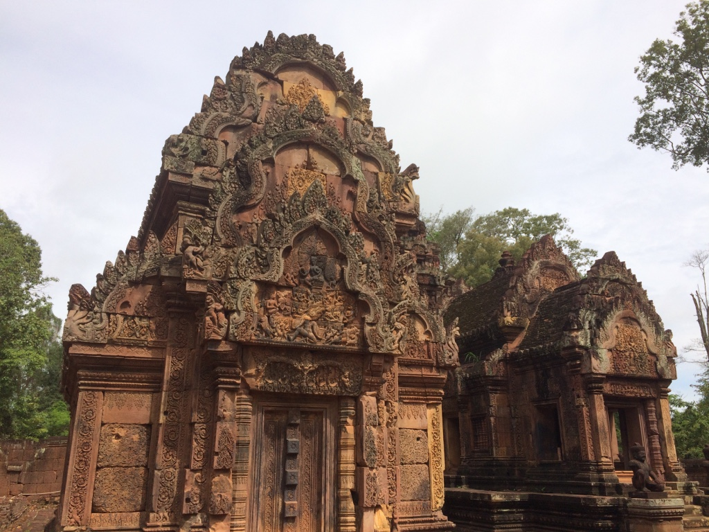 Siem Reap (Day 124): Temple Hopping