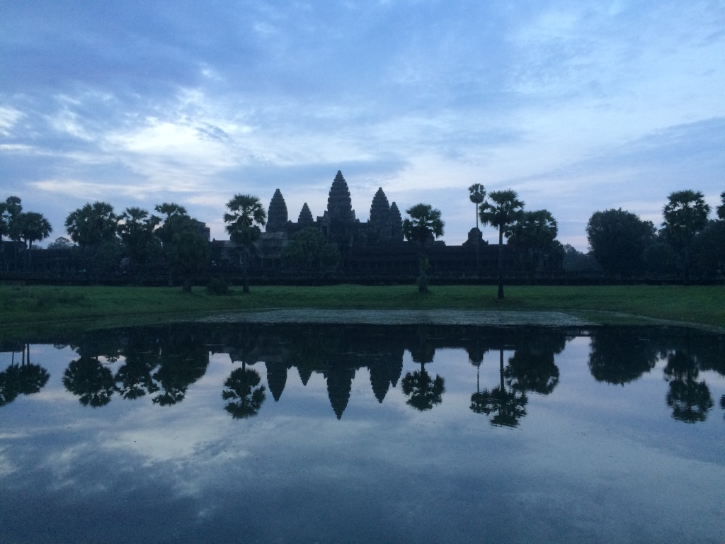 Siem Reap (Day 125): The Main Event – Angkor Wat!