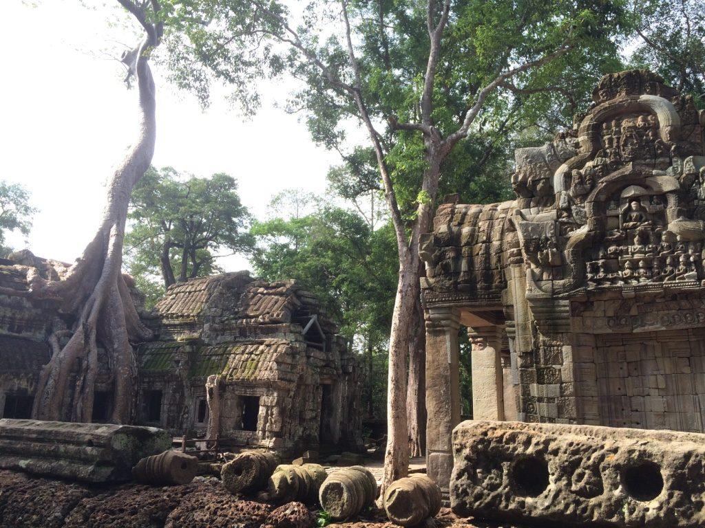 Ta Phrohm temple