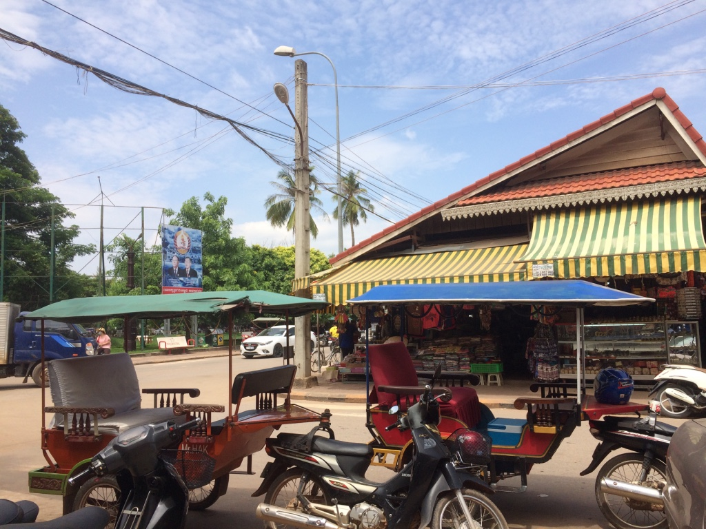 Siem Reap (Day 126): A Relaxing Day in Old Town