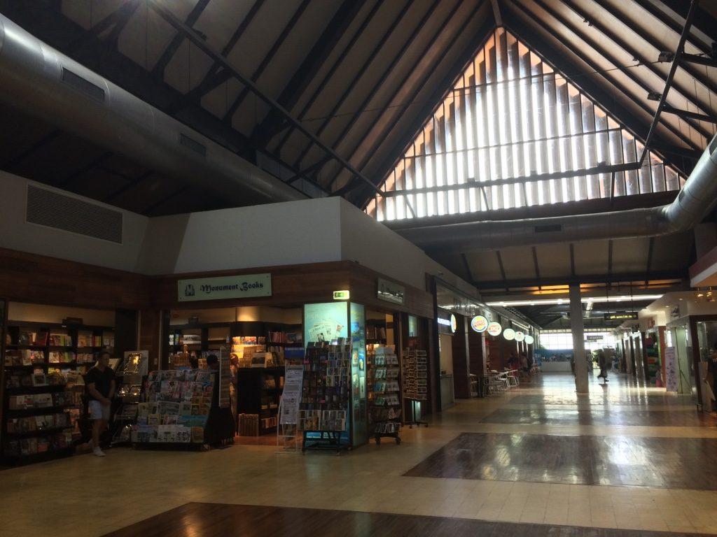 Siem Reap International departures terminal