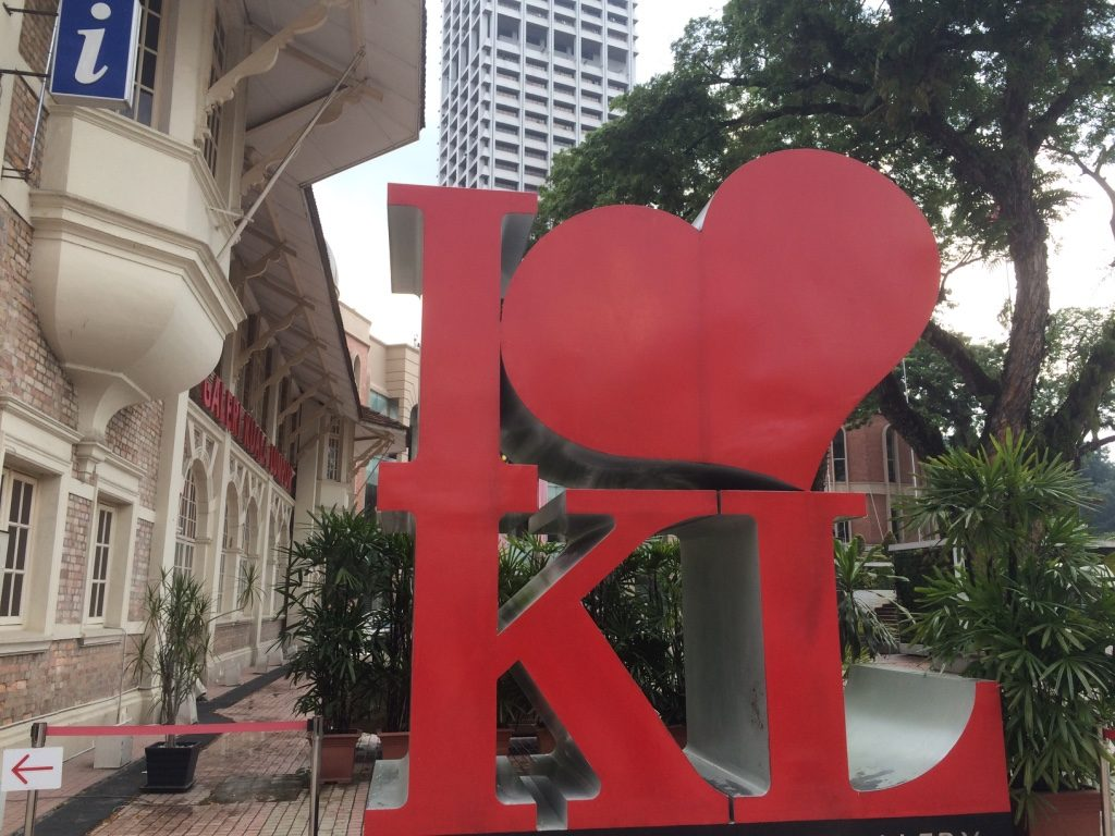 Don't quite love KL